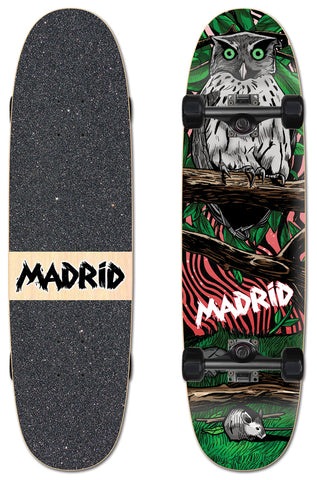 "Madrid Combi 32.5"" Owl"