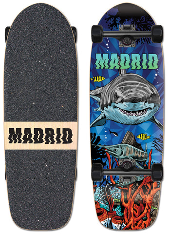 "Madrid Marty 29.25"" Shark"