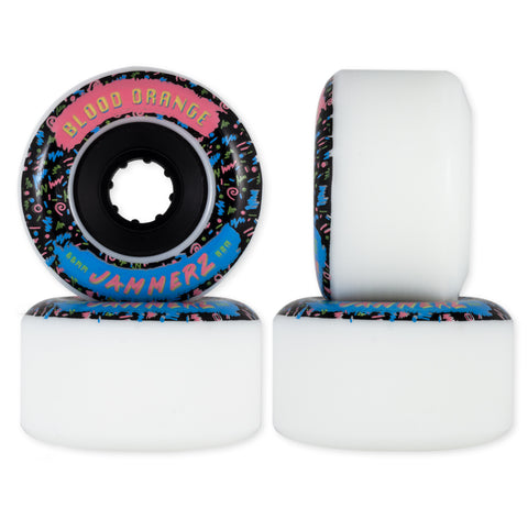 Blood Orange Jammerz 66mm/82A Wheels
