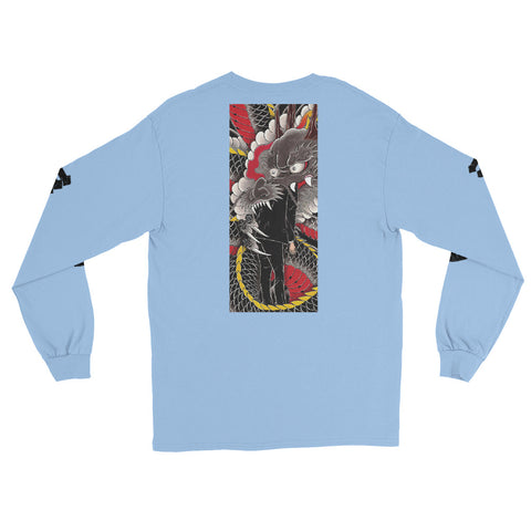 Madrid HeshLord Long Sleeve Powder Blue