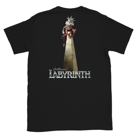 Crashers Corp. x Labyrinth Pillar Tee