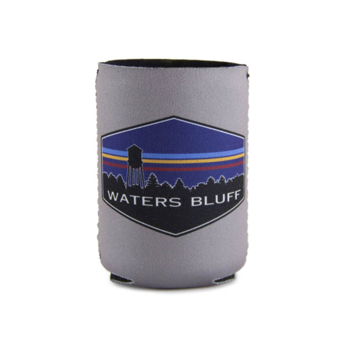 Midnight Tower Koozie