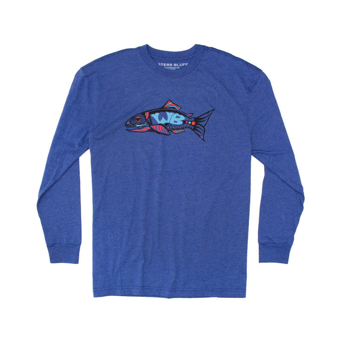 Wake 'N' Bait Natural Long Sleeve