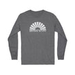 Logo Natural Long Sleeve
