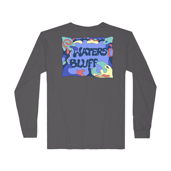 Lava Text OG Long Sleeve