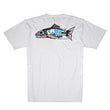 Wake N' Bait Simple Pocket Tee