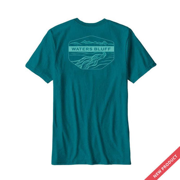 Mountain River Natural Tee