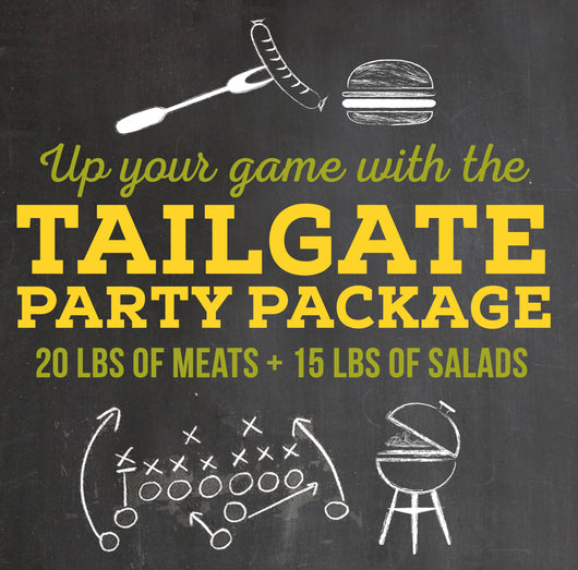 Tailgate Party Package