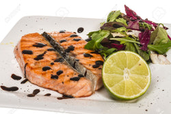 4 Atlantic Salmon Filets