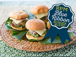 Box of 80: 2 oz Sliders - Blue Ribbon Blend