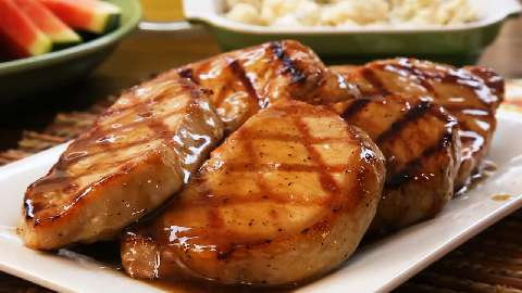 12 Boneless Pork Chops
