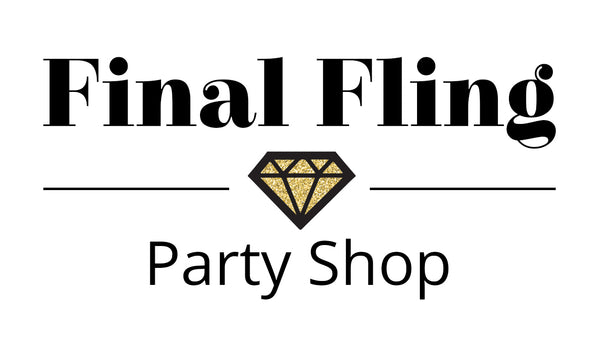 Introducing Final Fling Party Shop - Formerly Wrinkled Wedding Dress... but Better!