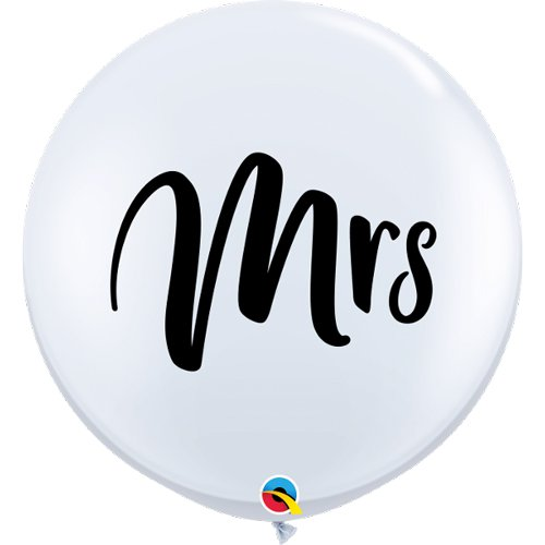Mrs. Balloon - 36 inches Round (Pack of 2)