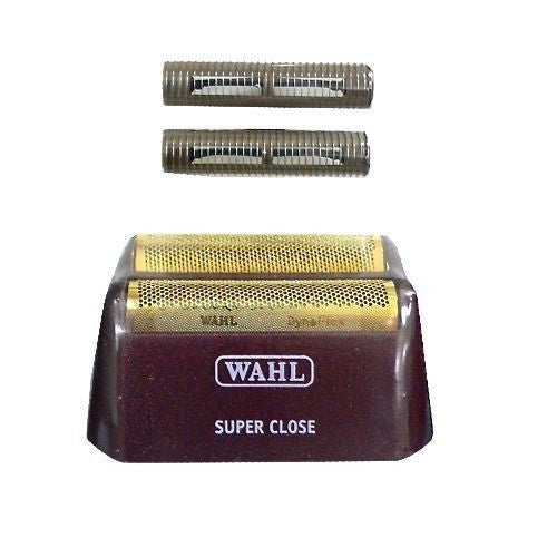 Wahl Gold Foil & Cutter Repalcement for 5 Star Shaver Anti Alergic 7031-100, New - Candybeautynow