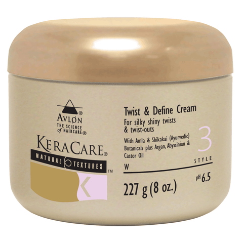 Avlon   KeraCare Natural Textures Twist & Define Cream - Candybeautynow