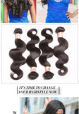 Brazilian Body Wave 4 Bundles Best Selling Brazilian Virgin Hair Weave 7A Grade Cheap Body Wave - Candybeautynow