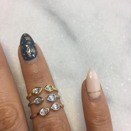 Midi Adjustable Rings