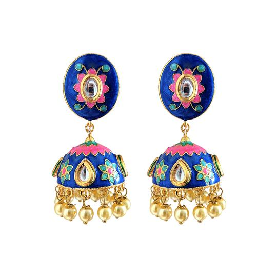 diwali earrings