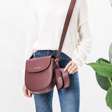 cross body vegan bag