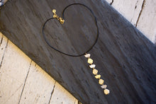 gold silver pendant necklace