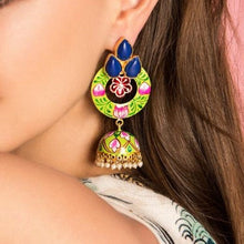 diwali jhumkas earrings