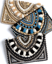 Beaded clutch purses