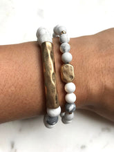 stack able beaded bracelet