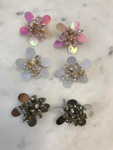 Jenna Flower Stud Earrings