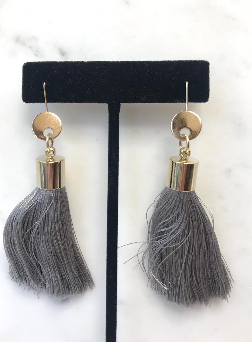 Sherry Tassel Earrings