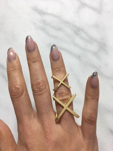 X chain ring