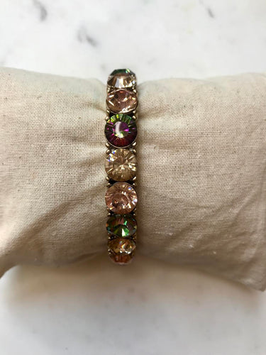 Aria Multi Color Stretch Bracelets