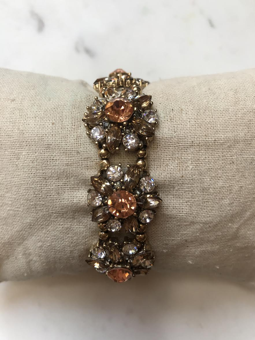 Gracie Vintage Stretch Bracelet