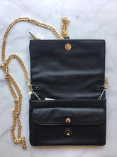 Isabelle Glistening Gold Chain Crossbody Bag- Multiple Colors