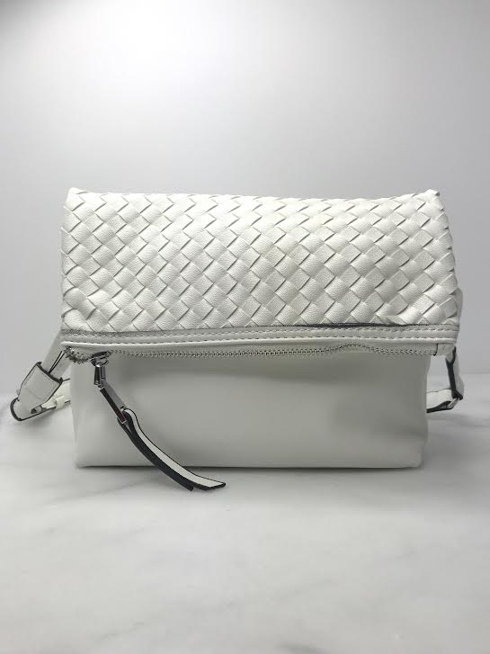 vegan flap crossbody
