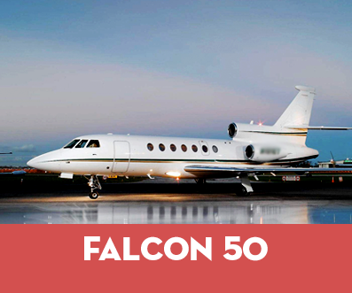 Falcon 50 Medeco Rear Service Door Lock