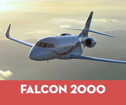 Falcon 2000 Medeco Baggage Door Lock