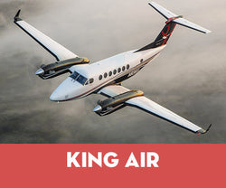 KingAir Medeco Cargo Door Handle