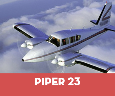 Piper Aztec (PA23) Medeco Rear Baggage Lock