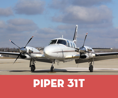 Piper PA31 / PA42 Pilot or Main Entry Door (both Turbine and Non Turbine)