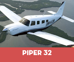 Piper PA32 / PA34 / PA44 Medeco Lock Set Post 1976