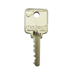Medeco Aircraft Security Key (SJ, XA, XH)