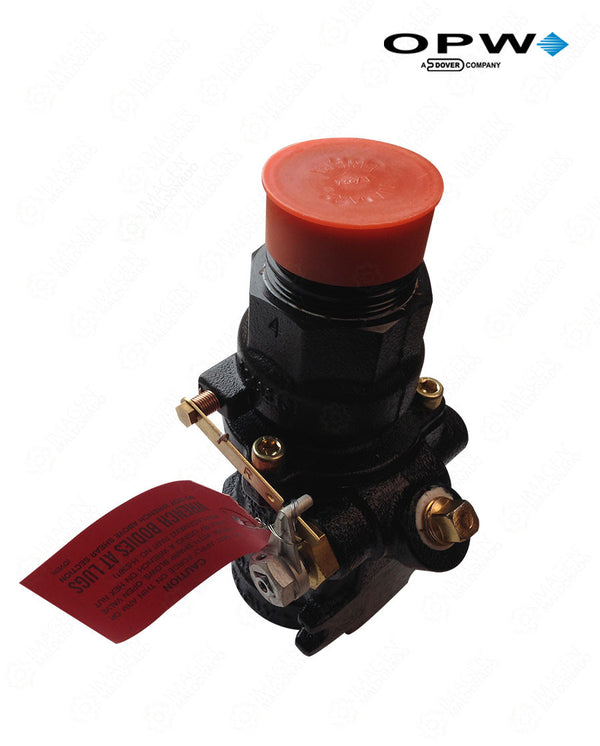 10BHMP-5830 SHUT-OFF DE 1.5 CON DOBLE POPPET OPW OPW Valvulas Shut-Off