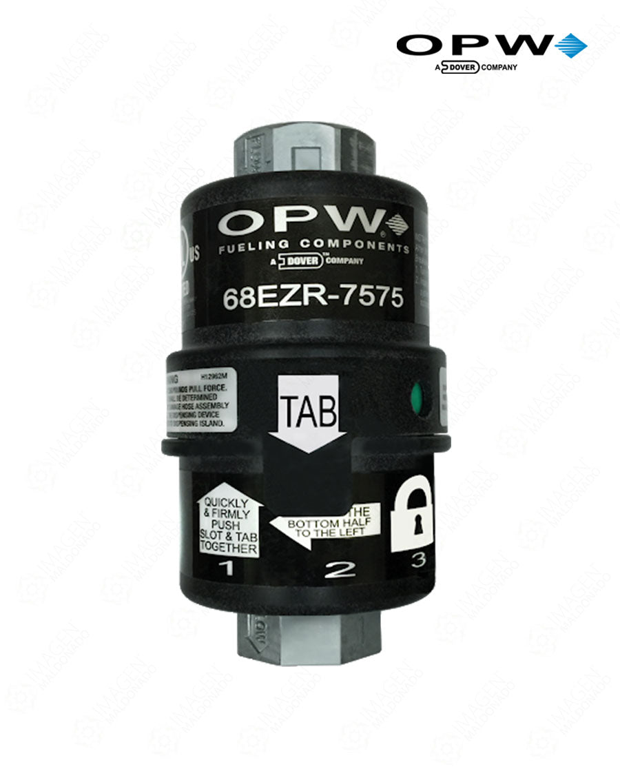 "68EZR-97575 68EZR BREAK AWAY RECONECTABLE 3/4"" OPW"
