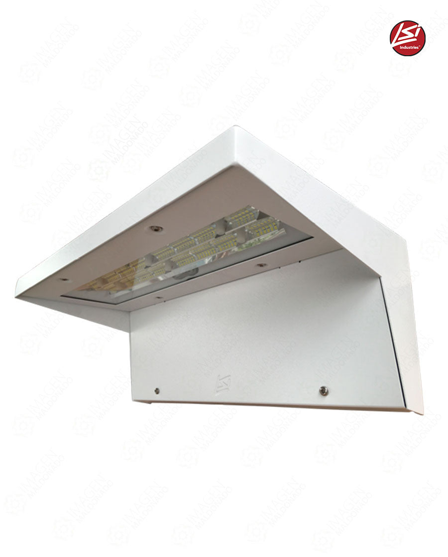 XLCW LED HO LUMINARIA PARED SCONCE 5110L 56W LSI Industries Luminarias Led Estacionamiento