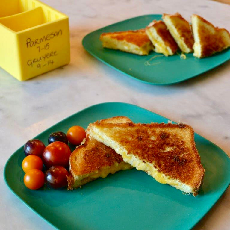 Best Grilled Cheese EVER (in our not so humble opinion)