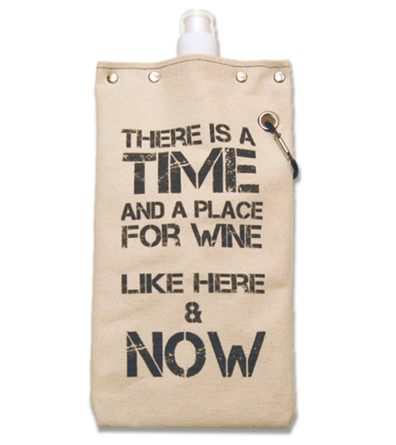 Time & Place - Canvas Canteen 750ml