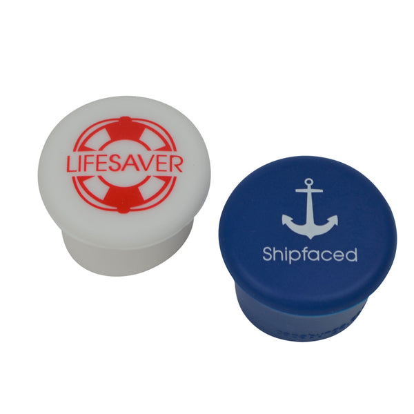 Lifesaver & Shipfaced