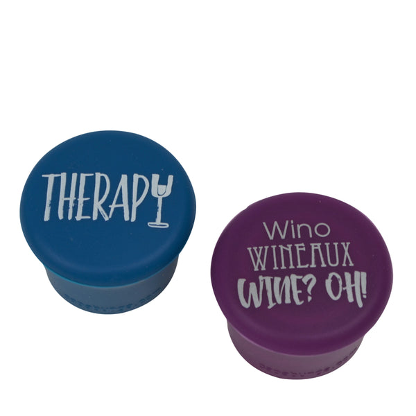 Therapy & Wino, Wineaux, Wine? Oh!