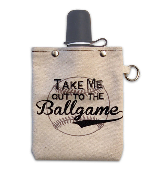 Ball Game - Canvas Flask 240ml