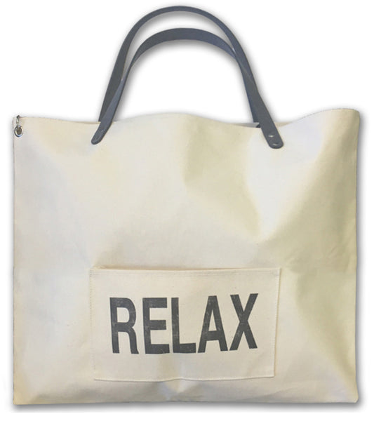 Relax Pocket Tote